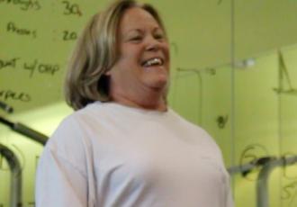 Member of the Month Nov 2015: Kristi