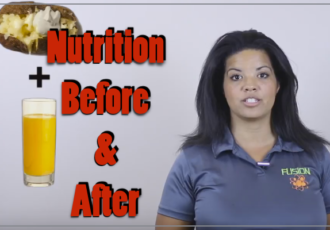 Video:  How to Eat Before, During and After Workouts