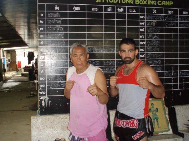 Peter Pinto Muay Thai Las Vegas Sityodtong
