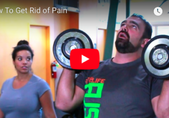 How to get out of PAIN!